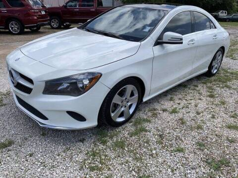 2017 Mercedes-Benz CLA for sale at CROWN  DODGE CHRYSLER JEEP RAM FIAT in Pascagoula MS