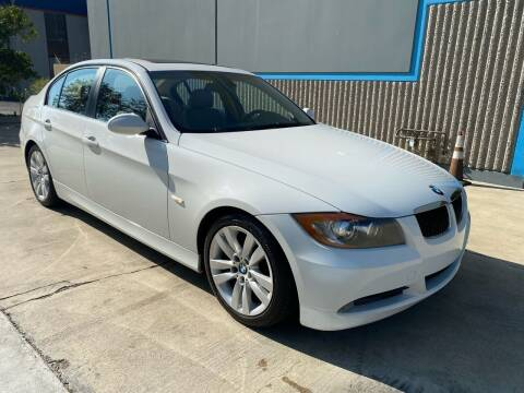 2006 BMW 3 Series for sale at 7 Auto Group in Anaheim CA