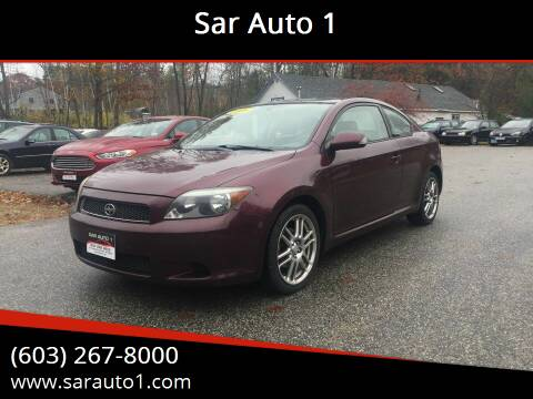 2006 Scion tC for sale at Sar Auto 1 in Belmont NH