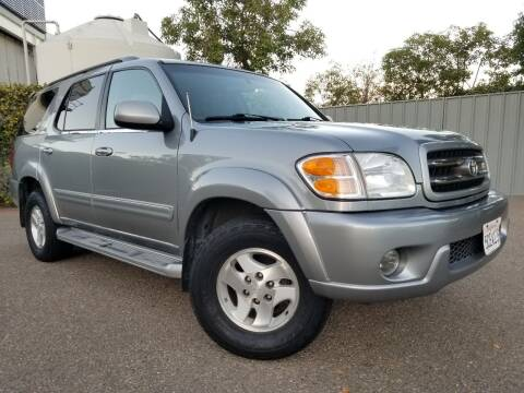 2001 Toyota Sequoia for sale at San Diego Auto Solutions in Escondido CA