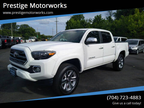 2016 Toyota Tacoma for sale at Prestige Motorworks in Concord NC