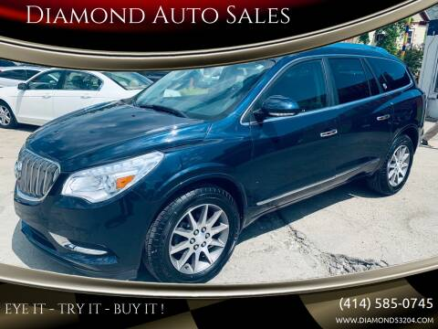 2015 Buick Enclave for sale at Diamond Auto Sales in Milwaukee WI