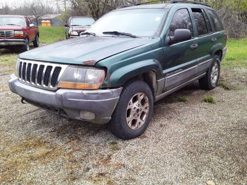 1999 Jeep Grand Cherokee for sale at New Start Motors LLC - Rockville in Rockville IN