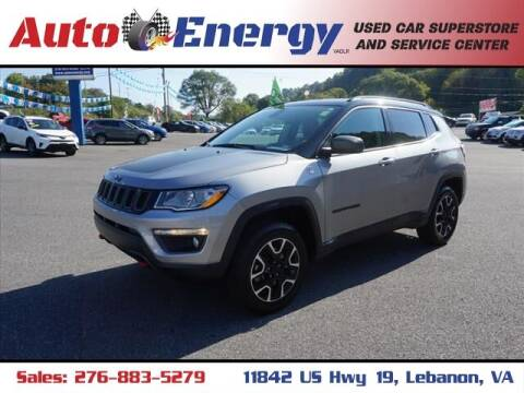 2019 Jeep Compass for sale at Auto Energy in Lebanon VA