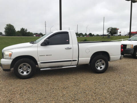 2007 Dodge Ram Pickup 1500 for sale at Lanny's Auto in Winterset IA
