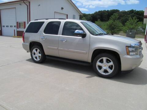 2007 Chevrolet Tahoe for sale at New Horizons Auto Center in Council Bluffs IA