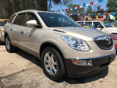 2008 Buick Enclave for sale at 5 Stars Auto Service and Sales in Chicago IL