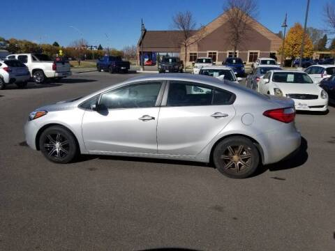 2015 Kia Forte for sale at ROSSTEN AUTO SALES in Grand Forks ND