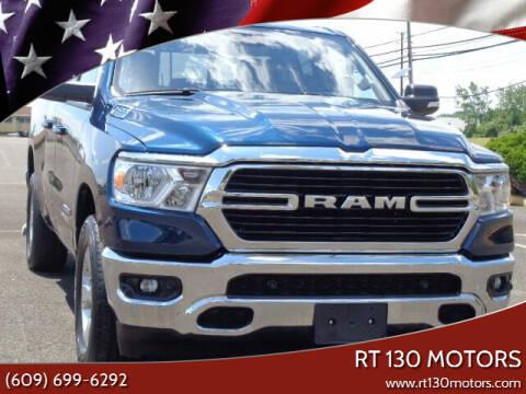 2020 RAM Ram Pickup 1500 for sale at RT 130 Motors in Burlington NJ