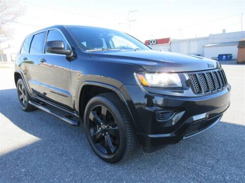 2015 Jeep Grand Cherokee for sale at Cam Automotive LLC in Lancaster PA