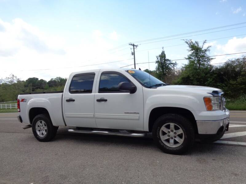2011 GMC Sierra 1500 for sale at Car Depot Auto Sales Inc in Seymour TN