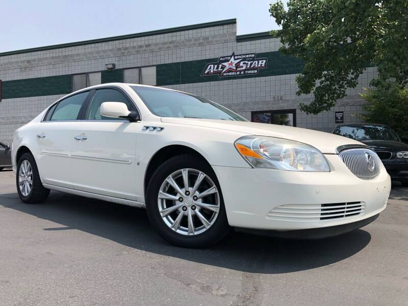 2009 Buick Lucerne for sale at All-Star Auto Brokers in Layton UT