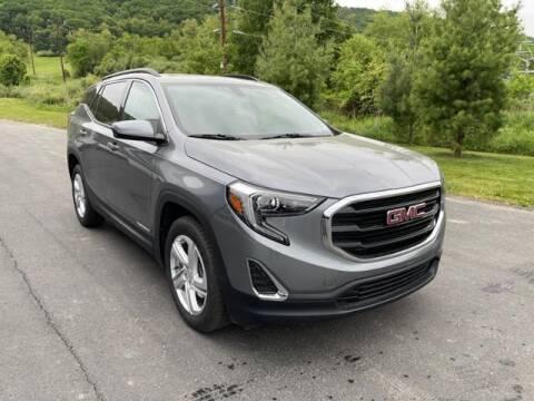 2018 GMC Terrain for sale at Hawkins Chevrolet in Danville PA