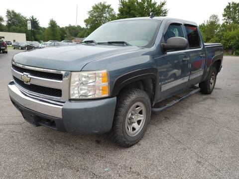 2007 Chevrolet Silverado 1500 for sale at Cruisin' Auto Sales in Madison IN