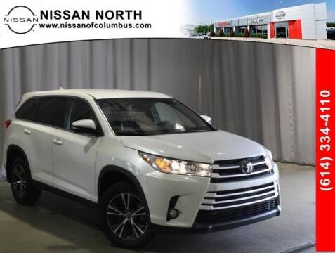 2019 Toyota Highlander for sale at Auto Center of Columbus in Columbus OH