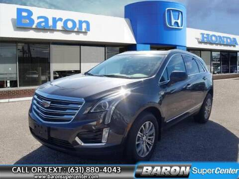 2017 Cadillac XT5 for sale at Baron Super Center in Patchogue NY
