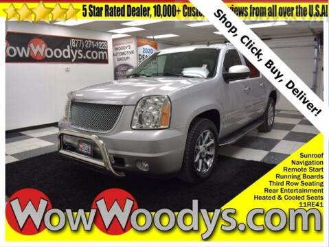 2011 GMC Yukon XL for sale at WOODY'S AUTOMOTIVE GROUP in Chillicothe MO