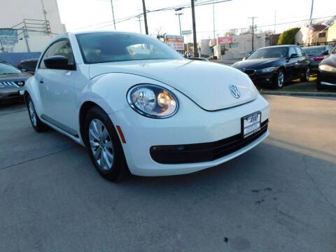 2014 Volkswagen Beetle for sale at AMD AUTO in San Antonio TX