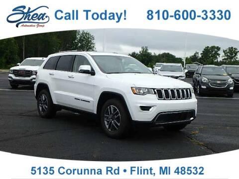 2020 Jeep Grand Cherokee for sale at Jamie Sells Cars 810 in Flint MI