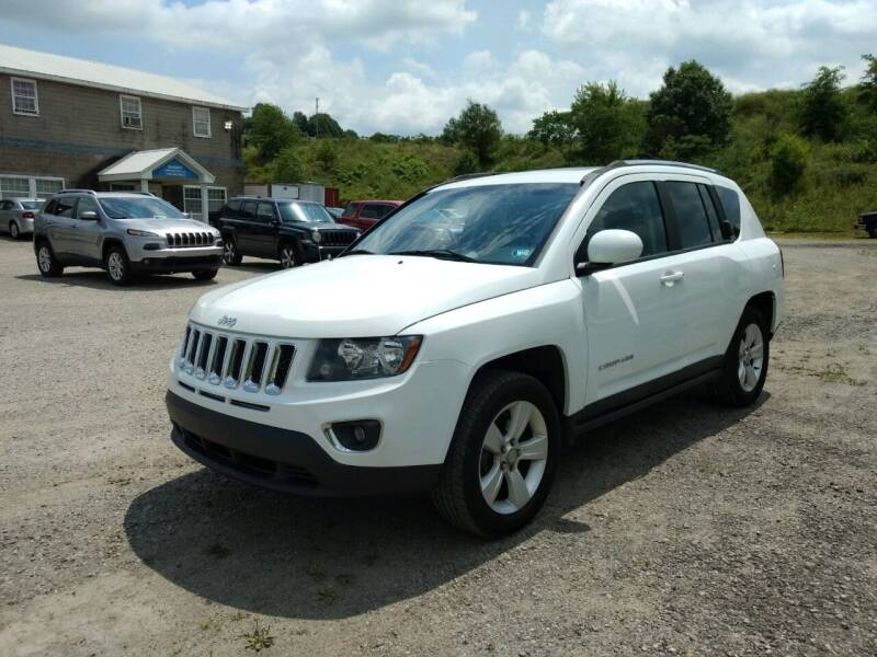 2015 Jeep Compass for sale at G & H Automotive in Mount Pleasant PA