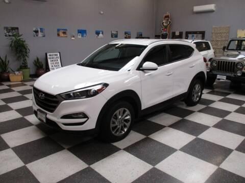 2016 Hyundai Tucson for sale at Santa Fe Auto Showcase in Santa Fe NM
