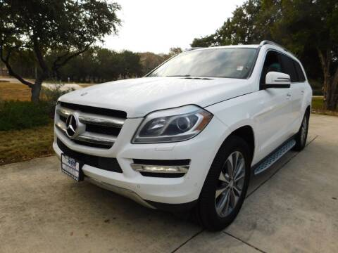 2014 Mercedes-Benz GL-Class for sale at AMD AUTO in San Antonio TX