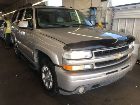 2005 Chevrolet Tahoe for sale at Doug Dawson Motor Sales in Mount Sterling KY