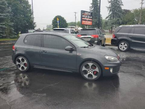 2012 Volkswagen GTI for sale at Drive Motor Sales in Ionia MI