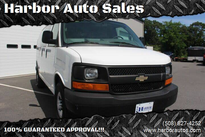 2015 Chevrolet Express Cargo for sale at Harbor Auto Sales in Hyannis MA