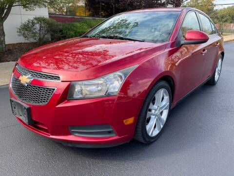 2011 Chevrolet Cruze for sale at Northeast Auto Sale in Wickliffe OH