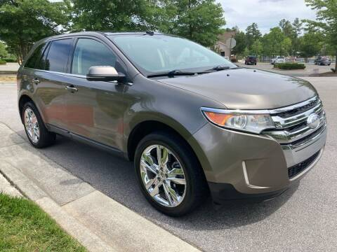 2013 Ford Edge for sale at LA 12 Motors in Durham NC