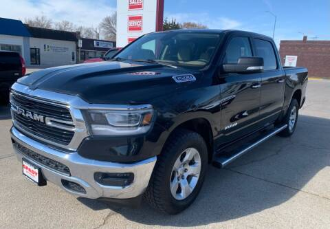 2019 RAM Ram Pickup 1500 for sale at Spady Used Cars in Holdrege NE