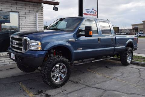 2005 Ford F-350 Super Duty for sale at All Star Auto Sales in Pleasant Grove UT