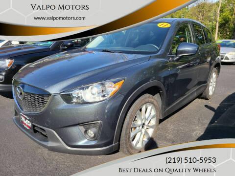 2013 Mazda CX-5 for sale at Valpo Motors in Valparaiso IN