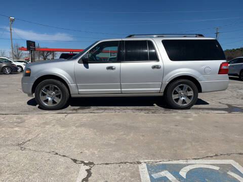 2010 Ford Expedition EL for sale at Smooth Solutions 2 LLC in Springdale AR