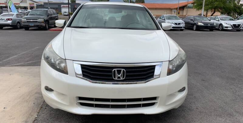 2008 Honda Accord for sale at CASH OR PAYMENTS AUTO SALES in Las Vegas NV