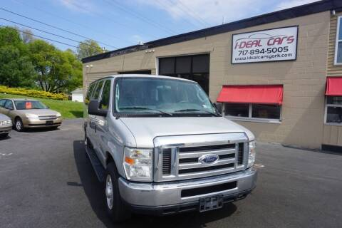 2009 Ford E-Series Wagon for sale at I-Deal Cars LLC in York PA