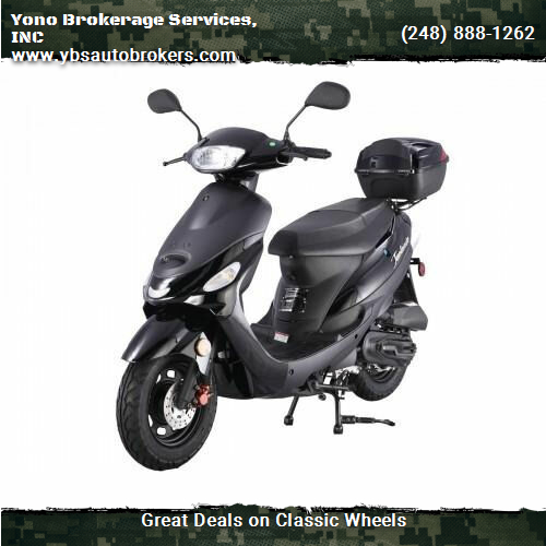 2020 Tao Motors Pony 50