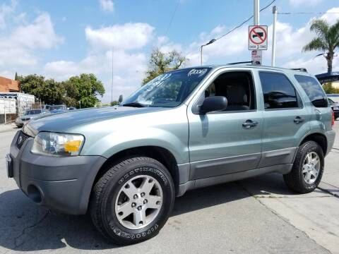 2006 Ford Escape for sale at Olympic Motors in Los Angeles CA