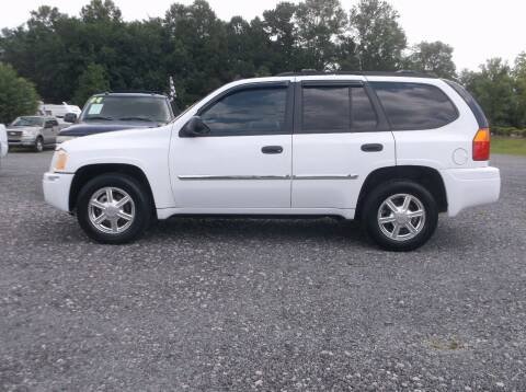 2008 GMC Envoy for sale at Car Check Auto Sales in Conway SC