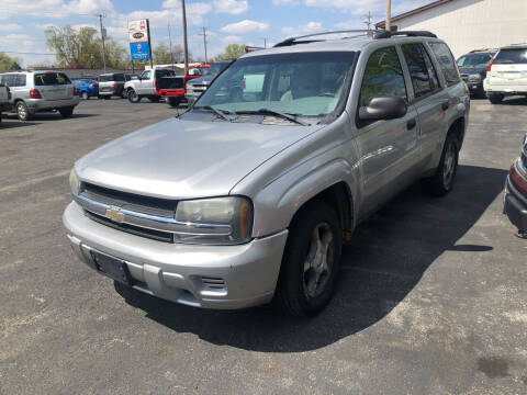 2006 Chevrolet TrailBlazer for sale at Prospect Auto Mart in Peoria IL