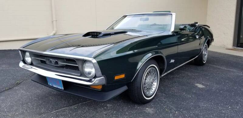 1971 Ford Mustang for sale at 920 Automotive in Watertown WI