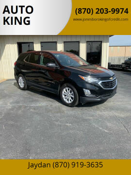 2019 Chevrolet Equinox for sale at AUTO KING in Jonesboro AR