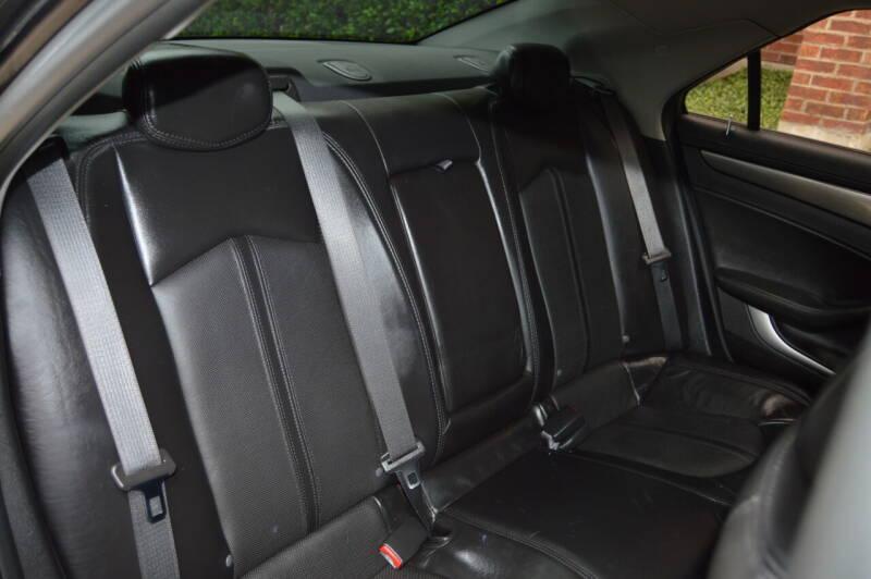 2009 Cadillac CTS 3.6L V6 4dr Sedan w/ 1SA - Dallas TX