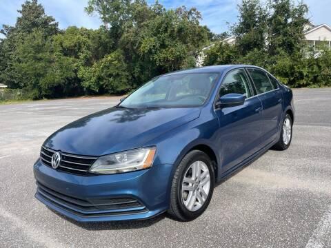 2017 Volkswagen Jetta for sale at Asap Motors Inc in Fort Walton Beach FL
