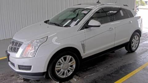 2010 Cadillac SRX for sale at HERMANOS SANCHEZ AUTO SALES LLC in Dallas TX