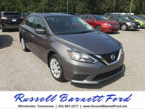 2019 Nissan Sentra for sale at Oskar  Sells Cars in Winchester TN