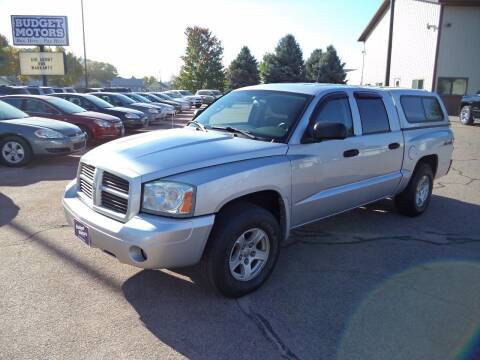 2006 Dodge Dakota for sale at Budget Motors - Budget Acceptance in Sioux City IA