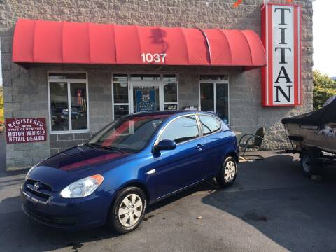 2010 Hyundai Accent for sale at Titan Auto Sales LLC in Albany NY