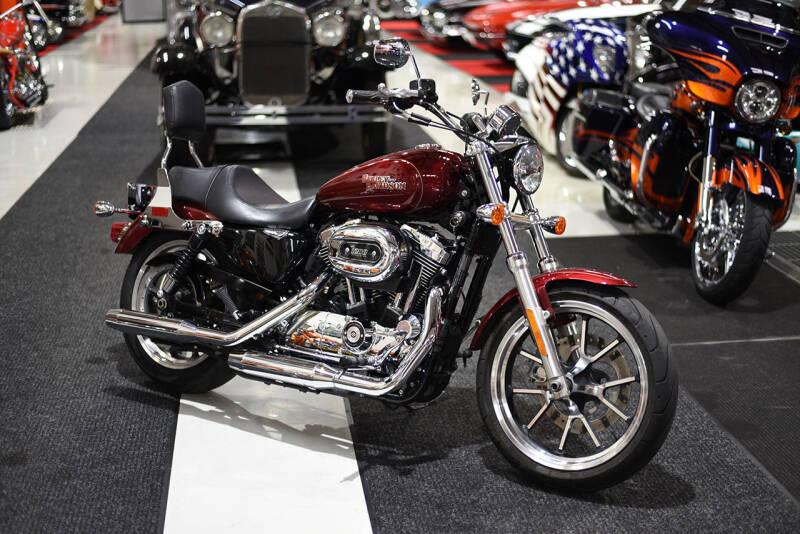 2016 Harley-Davidson Sportster 1200XL for sale at Crystal Motorsports in Homosassa FL